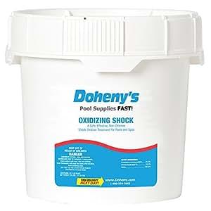 Doheny de cloro libre–oxidizing golpes