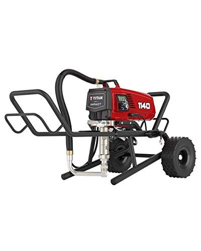 (Titan 805-012 / 805012 Impact 1140 Low Rider Airless Sprayer Complete)