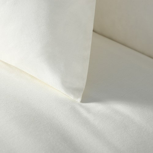 100% Egyptian Cotton Fitted Sheet - Cairo Cale by Sobel Westex - Bed Sheet found in Luxury Hotel & Resort Beds That You Can Bring Home for the Best Night's Sleep - Queen Size