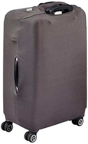 Samsonite Housse de Protection pour Valise M Anti-Pluie, 22 cm, Gris Foncé