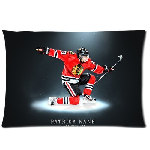 patrick-kane-custom-zippered-pillow-cases-pillowcases-cover-20x30-twin-sides