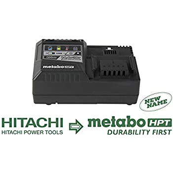 Amazon.com: Metabo HPT UC18YGL2M 35 min cargador: Home ...