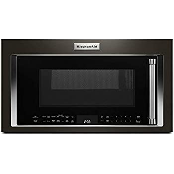Best Over The Range Microwave Consumer Reports >> Amazon.com: Kitchen Aid KMHC319ESS 1.9 Cu. Ft. 1000W ...