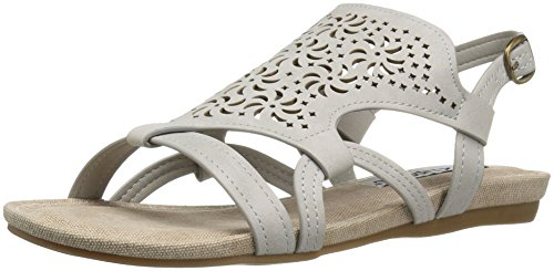 2 Lips Too Women's Cassie Dress Sandal Stone haunIDF