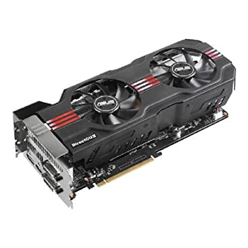ASUS GeForce GTX 680 DirectCU II OC Edition 2048MB GDDR5, DVI, DVI-D, HDMI, DisplayPort, Overclocked GPU and GPU Tweak Utilities PCI-Express 3.0 ...