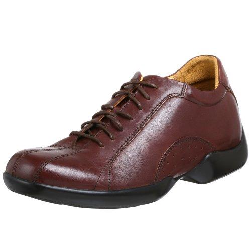 Aetrex Men's Stitched Toe Oxford,Brown,11 M US (Aetrex Lace Oxfords)