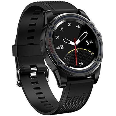 ZHLYQ Smart Wristband Waterproof Smart Watch Blood Pressure Heart Rate Monitor Health Sports Watch Men And Women Estimated Price £59.98 -