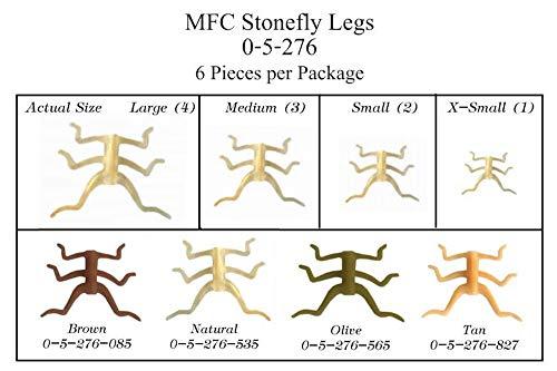Montana Fly Stonefly Legs