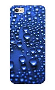 Appearance Snap-on Case Designed For Iphone 5c- Water Linux Fedora Wet Water Droplets Condensation (best Gifts For Lovers)
