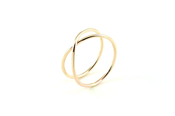 Amazon Infinity Symbol Jewelry Gold Infinity Ring Eternity
