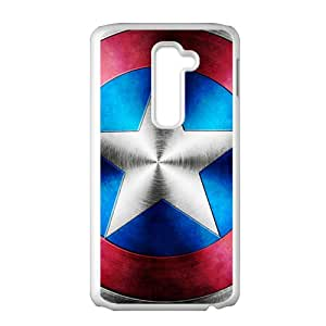 Steel Star Cell Phone Case for LG G2