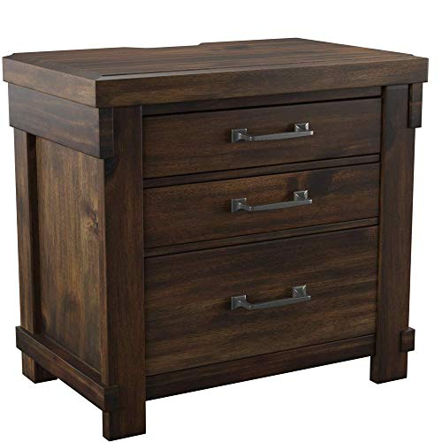 Signature Design by Ashley B718-93 Lakeleigh Night Stands, Brown