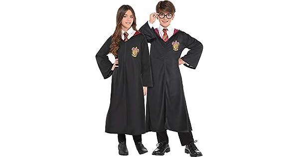 Amazon.com: Traje usted mismo Gryffindor bata, Harry Potter ...