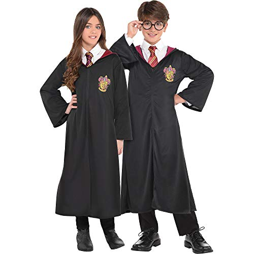 Suit Yourself Gryffindor Robe, Harry Potter Halloween Costume for Kids, Large/Extra Large ()