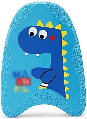 水泳キックボード、子供安全なプールトレーニングエイドフロートボード、弧度スイミング安全フロート (Color : A)