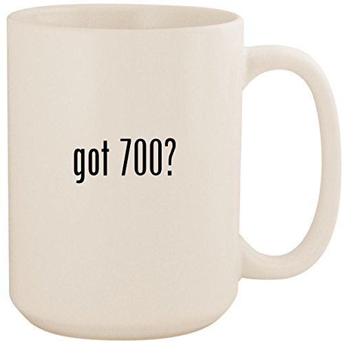 (got 700? - White 15oz Ceramic Coffee Mug Cup)