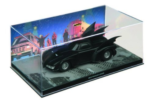 DC Batman Automobilia Fig Coll Mag #20 Animated Series 2013 *Eaglemoss* by (Animated Fig)