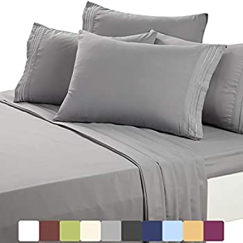 Amazon Com Sonoro Kate Bed Sheet Set Super Soft