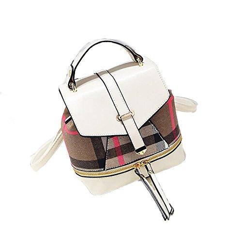 sac la main femmes dos mode 12 souple Sac de PU 20cm sac 18 à décontracté en à cuir des multifonctionnel 5IZq0Xnw