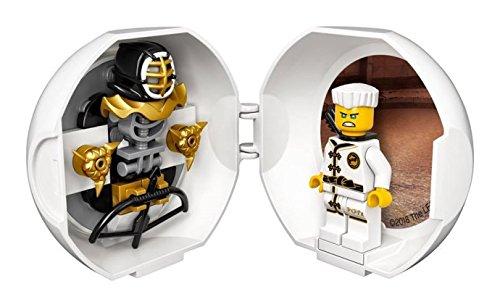 LEGO Zane's Kendo Training Pod 5005230]()