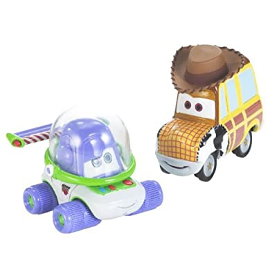 Cars Movie Moments: Buzz & Woody: Toys & Games