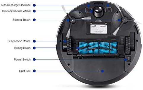 R800 - Robot Aspirador 120 Min (200m² Cobertura de Limpiar, Nivel ...
