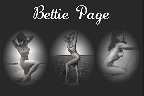 Bettie Page Pin Ups - 3