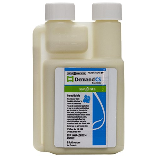 Syngenta - A12690A - Demand CS - Insecticide - 8oz (Cs For Best Friends)