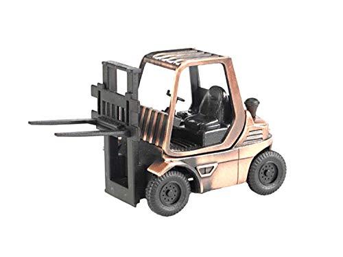 Forklift Truck Miniature Die Cast Sharpener Business Owner Gift Gift Desk Accessory - Work Vehicle Figurine