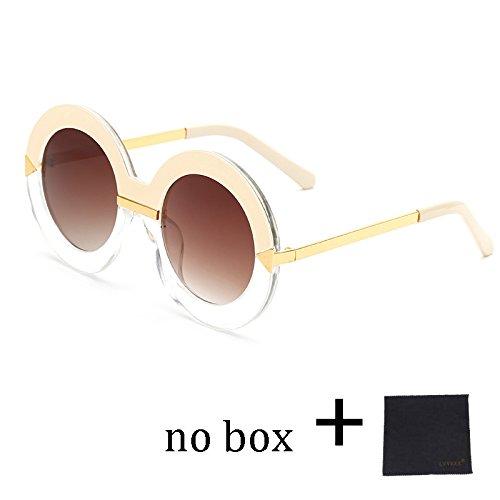 De Sol Sol Verano Gafas De Gran De Clásico 58005C1 Femenino Gafas Marco Mujer De Lujo TIANLIANG04 De Vintage Flecha Redonda 58005C3 Gafas t6qBvZxw