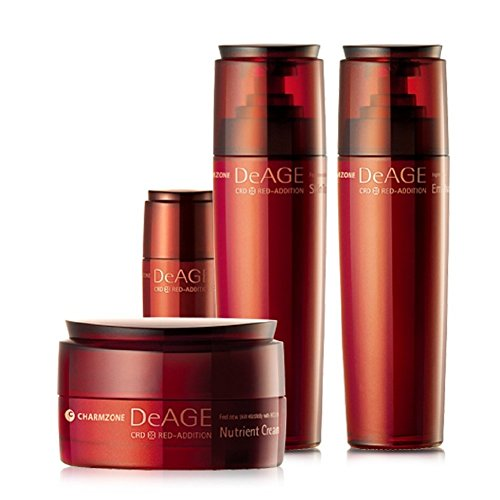 Korean Cosmetics Charmzone DeAge Red Addition product image
