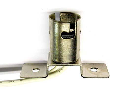 Bayonet Bulb Socket, BA15d base (1076, 1176 etc.), 2-hole...