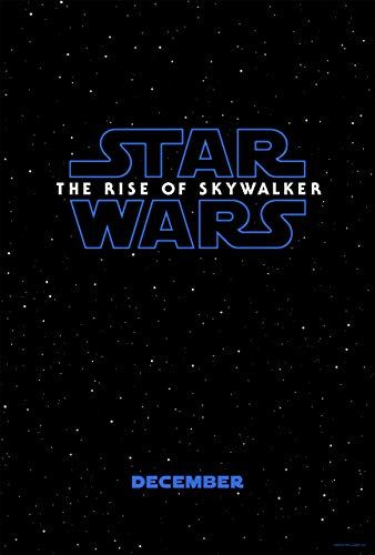 Skywalker Poster - STAR WARS THE RISE OF SKYWALKER MOVIE POSTER 2 Sided ORIGINAL Advance 27x40