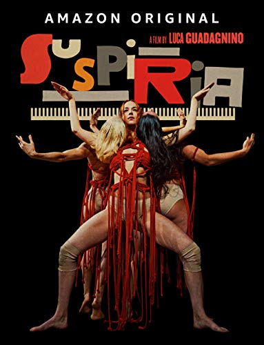 Top Halloween Films (Suspiria)