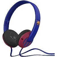 Skullcandy Uprock 2.0 On-Ear Headphones with Mic - FC Barcelona Navy