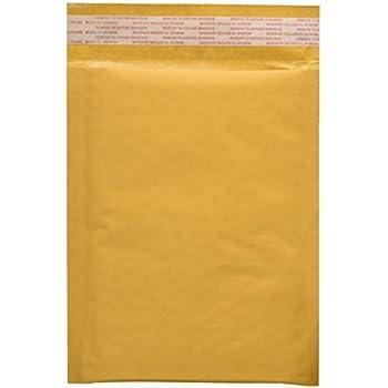 "5 #0 6x10 /""EcoSwift/"" Brand Kraft Bubble Mailers Padded Shipping Envelope 6 x 10"