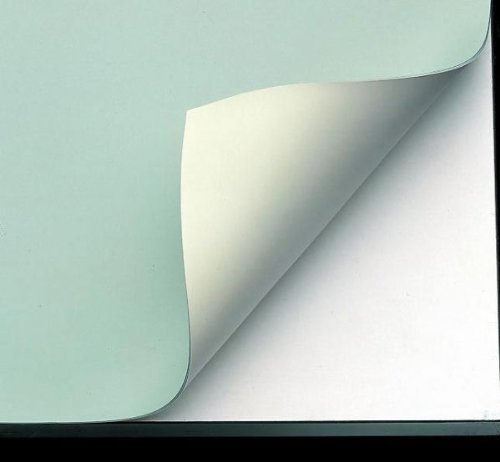 Vinyl Board Cover 36X48 Green/Cream Alvin & company Inc VBC44-6