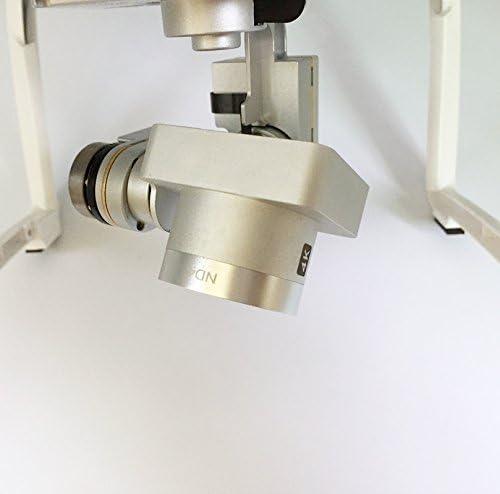 Penivo 3pcs Multi-Coated Lens Neutral Density Filter ND4 ND8 ND16 Set for DJI Phantom 3 Professional /& Advanced