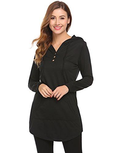 black sweater over dress shirt - 3
