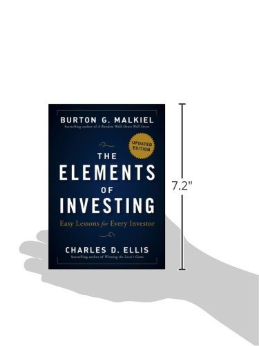 41LBPUG1EoL - The Elements of Investing: Easy Lessons for Every Investor