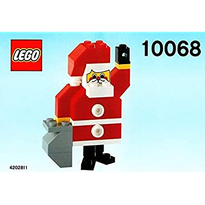 LEGO Holiday Seasonal Mini Figure Set #10068 Santa Claus: Toys & Games