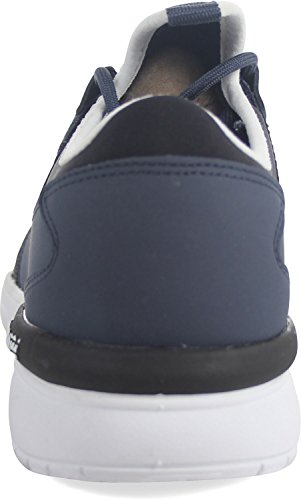 Flow White Skate Shoe Supra Navy Run UCwq66a
