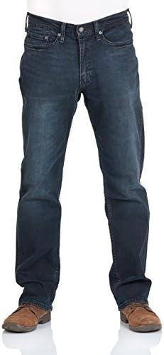 Levi's Men's jeans, 514, stretch denim, ship yard blue [18976]