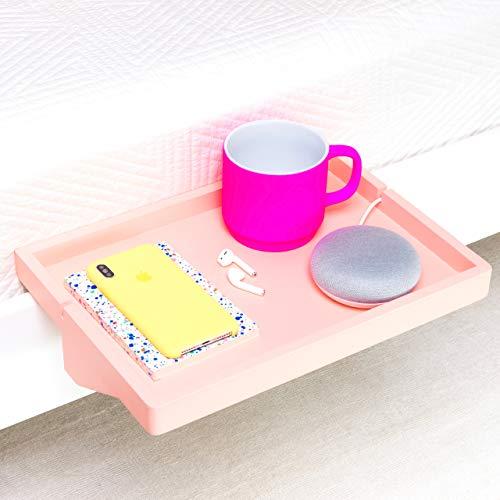 BedShelfie The Original - Estantería de Noche (3 Colores, 2 tamaños, como se ve en el Negocio Aislante)