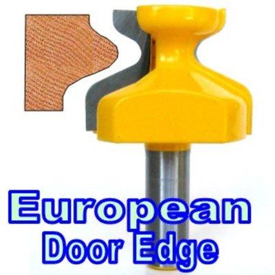 1 pc 1/2 SH Door Edge Reversible European Finger Pull Lip Router Bit sct-888