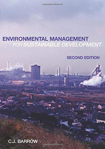Environmental Management for Sustainable Development (Routledge Introductions to Environment)