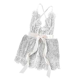 Shein Lingerie Dresses - Xl, White