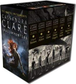 - The Mortal Instruments Slipcase: Six books