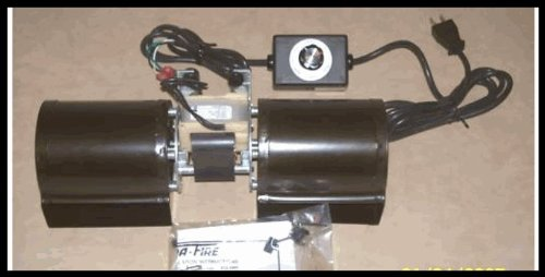 Quadra Fire Factory OEM Fireplace Blower Kit BK-7007 by Quadra Fire