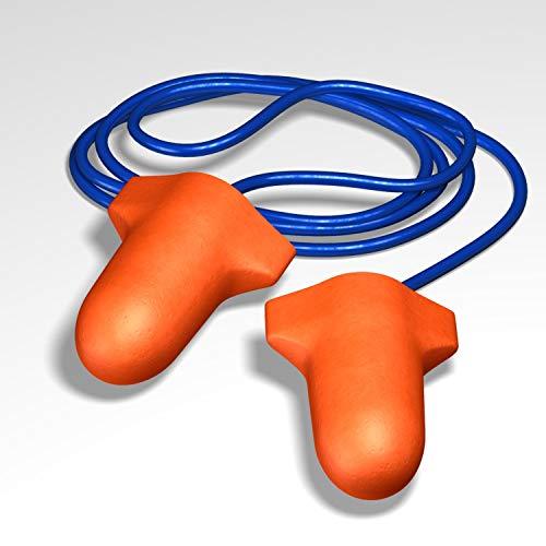 Amazon Basics Visibility Corded Earplugs product image